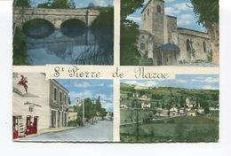 CPSM GF  - ST PIERRE DE MARZAC - Commune De MIRAMONT DE QUERCY ? -  Non Circulée - ETAT (rapures) - - France