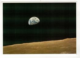 APOLLO 8 - Lever De Terre Vu De La Lune.  Décembre 1968. - Astronomie