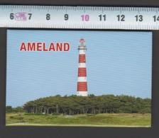 Koelkast Magneet Ameland -  Fridge Magnet Ameland (vuurtoren) - Tourism