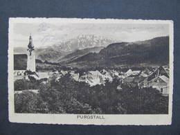 AK PURGSTALL 1917 /// D*39487 - Purgstall An Der Erlauf