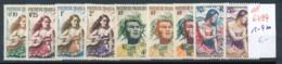 Franz.Polinesien   Nr.  1-9   ** ....   (ed6794  ) Siehe Scan - Briefmarken