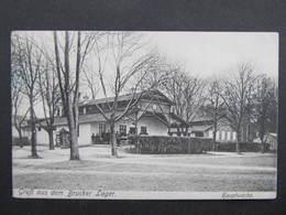 AK BRUCK A.d.Leitha Brucker Lager 1914 /// D*39493 - Bruck An Der Leitha