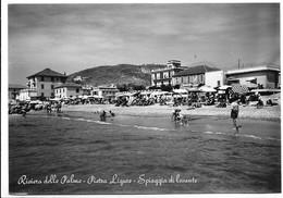 Pietra Ligure (Savona). La Spiaggia Di Levante. - Savona