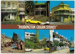 PADDINGTON CHARM SYDNEY, 1982 Used Postcard [23396] - Sydney