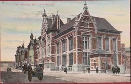 Bruxelles Gare Maritime Thurn En Tour Et Taxis 1913 Brussel Goederenstation - Maritiem
