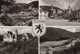 AK Leutenberg - Mehrbildkarte - 1968 (42807) - Leutenberg