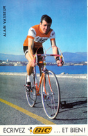 VASSEUR Alain FRA (Cappelle-la-Grande (Nord-Pas-de-Calais), 1-4-'48) 1970 BiC - Cyclisme