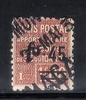 COLIS POSTAUX N°88A OBLITÉRÉ - Parcel Post