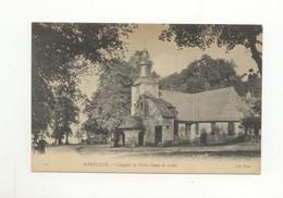 CPA // Honfleur - Chapelle De Notre Dame De Grace - Honfleur