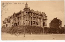 La Panne : Villa Sur Le Mont-Blanc (Editeur Thill, Bruxelles, Série 9, N°89 - Nels) - De Panne