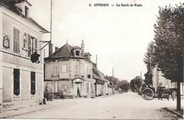 89 APPOIGNY LA ROUTE DE PARIS - Appoigny