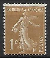 FRANCE     -   1932.   Y&T N° 277B ** - 1906-38 Sower - Cameo