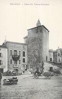 Roanne, Place Du Vieux Château - Edition Mme Lafay-Besacier - Carte Non Circulée - Roanne