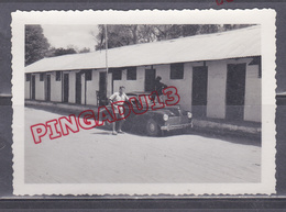 Au Plus Rapide Coupé Peugeot 203 Douane Anglaise Balingho Gambie Britannique 30 Mai 1957 Afrique - Cars