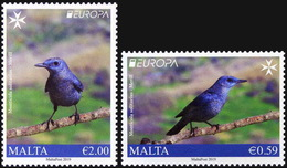 Europa 2019 / Malta / Set 2 Stamps - 2019