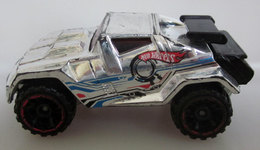 Hot Wheels RD 05 ARGENTO - HotWheels