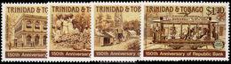 Trinidad & Tobago 1987 Republic Bank Unmounted Mint. - Trinidad Y Tobago (1962-...)