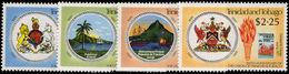 Trinidad & Tobago 1989 Union Of Trinidad & Tobago Unmounted Mint. - Trinidad & Tobago (1962-...)