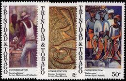 Trinidad & Tobago 1995 Trinidad Art Society Unmounted Mint. - Trinidad Y Tobago (1962-...)