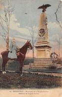 REZONVILLE - Monument De La Brigade Bredow - Other Municipalities