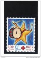 """France 3288  Neuf ** (Au Profit De La Croix-Rouge"""") Cote 1,60€ - France"""