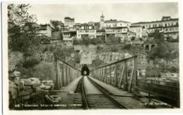 BULGARIA  VELIKO TARNOVO  TIRNOVO  Tunnel Prince Boris  Railway - Bulgaria