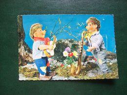 Carte Postale - Mecki - Musiciens - Mecki