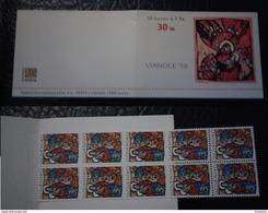 Carnet Rois Mages Noël1998 De 10  Timbres C 284 / Booklet Christmas 1998  Mi 28 (327) - Neufs