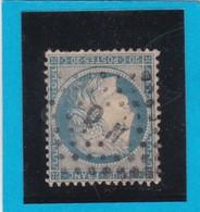 "N° 60 A   AMBULANT DE FRANCE  "" QN ""      - REF ACDIV - 1871-1875 Ceres"