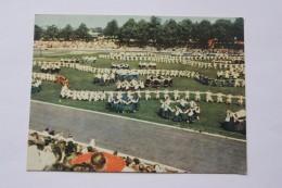 "USSR. LATVIA. RIGA. ""DAUGAVA""  STADIUM - STADE -  OLD  PC 1950s - Stades"