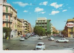 MESSINA  PIAZZA MAUROLICO PALAZZO TELECOMUNICAZIONI  AUTO CAR VOITURES - Messina
