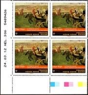 France Coin Daté N° 4652 ** Edgar Degas - Le Champ De Courses Du 24-03-12 - Jockeys Amateurs Près D'une Voiture - 2010-....