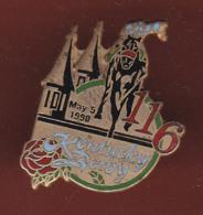 59484-Pin's.Le Kentucky Derby . Course Hippique De Plat .hippodrome De Churchill Downs, à Louisville - Jeux
