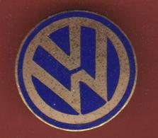 59508-Pin's.logo Volkswagen.automobile. - Volkswagen