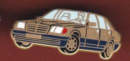 59516-Pin's.Mercedes.signé Arthus Bertrand Paris.. - Arthus Bertrand