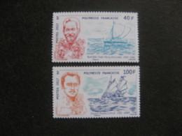 Polynésie: TB Paire N° 1170 Et N° 1171, Neufs XX. - Polynésie Française