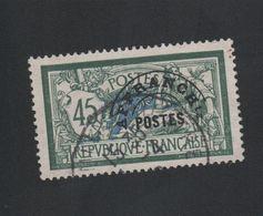 Faux Préoblitéré N° 44 45 C Merson Oblitéré - 1893-1947