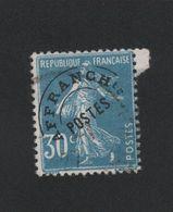 Faux Préoblitéré N° 60 30 C Semeuse Oblitéré - 1893-1947