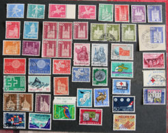 SUISSE - Lot De Timbres N° 4 - Verzamelingen