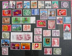 SUISSE - Lot De Timbres N° 6 - Verzamelingen