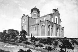 Montegrotto Terme - Chiesa (Carte 10 X 15 Cm) - Padova (Padua)