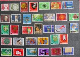SUISSE - Lot De Timbres N° 7 - Verzamelingen
