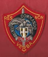 écusson Brodé Centre Commando RESNON VERBA - Scudetti In Tela