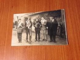 LAIZY -  Carte Photo  CLASSE 1937  ( Port à Ma Charge ) - Francia