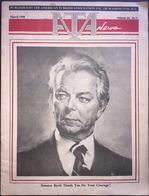 ATA News American Turkish Association March 1990 No:3 - Histoire