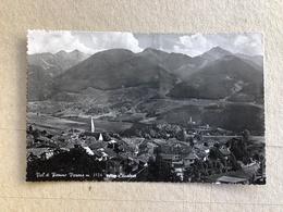 VAL DI FIEMME VARENA VERSO CAVALESE  1953 - Trento