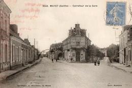 MAYET - Carrefour De La Gare - Mayet