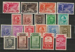SPAGNA 1936 - Associazione STAMPA Madrid Con Posta Aerea - N. 540 . . . * / ** - Lotto 1175 - 1931-50 Nuovi