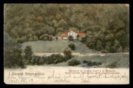 Maramarosbol - Jagdschloss Der Kronprinz Rudolf - Roumanie