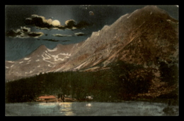Die Hohe Tatra - Poppersee, Popradito - Eslovaquia